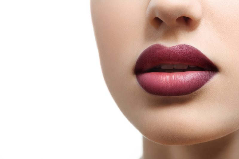Lip enhancements - facial aesthetic treatment
